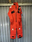 Stearns 1590s Immersion Suit Size Adult Universal Unused-pre-owned