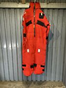 Stearns 1590s Immersion Suit Size Adult Oversize Unused-pre-owned