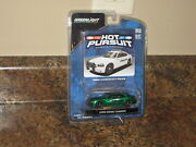 Greenlight Green Machine Hot Pursuit 2008 Dodge Charger Kansas City Police And03908