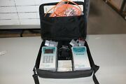 Scope Communications Inc. Agilent Wirescope 155 Cable Tester - Full Set And Bundle