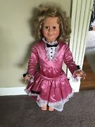 Vintage 34 Vinyl Shirley Temple Playpal Doll By Dolls Dreams And Love Beautiful