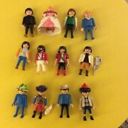 Playmobil Lot People Figures Family