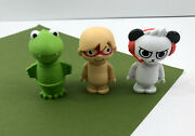 Ryan's World Erasers Pencil Toppers Red Titan, Combo Panda, Gus Set Of 3 New