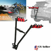 Car Bicycle Stand Suv Vehicle Trunk Mount Bike Cycling Stand Storage Carrier Us