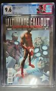 Ultimate Fallout 4 - 1st Print - Cgc 9.6 White Pages - Custom Label