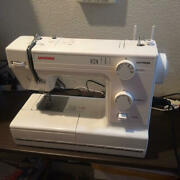 Janome Sewing Machine For Leather Craft