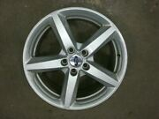 Wheel 18x8 Aluminum Without Police Package 5 Spoke Fits 16-19 Explorer 1028038