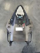 Used Oem 2013 Yamaha R6 Under Tail With Taillight Gray