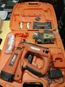 Paslode 902000 16-gauge Straight Cordless Finish Nailer, With Battery And Case