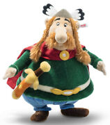 Vitalstatistix From Asterix By Steiff - Limited Edition Collectable - 675010