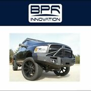 Fab Fours For 2014-2017 Ram 1500 Premium Winch Front Bumper - Dr13-f2952-1