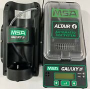Msa Galaxy Multigas Detector Altair 4 Automated Test System Cylinder Holder Euc