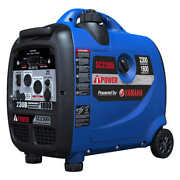 A-ipower Powered By Yamaha Inverter Generator Super Quiet Andndash Only 52 Dba