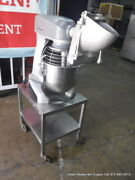 Hobart Legacy 20 Qt Dough Mixer With Bowl 2 Attachment Pelican Head On Stand