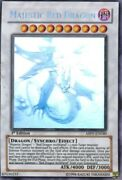 1x Majestic Red Dragon - Abpf-en040 - Ghost Rare - 1st Edition Lp Yugioh Absol