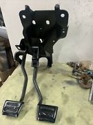 69 72 Chevelle Clutch And Brake Pedal Assembly Original