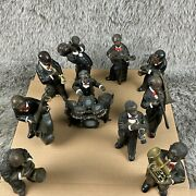 All That Jazz Enseco Parastone Figurines 90s Lot Of 10