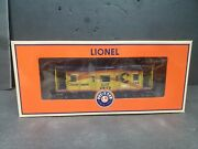 Lionel 6-27652 Chessie System Csx-heritage I-12 Caboose Smoke And Light Nib S.121