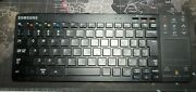 Samsung Vg-kbd2000 Wireless Keyboard Accessory For Smart Tv Bluetooth Touch Pad