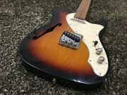 Fender Mexico '69 Telecaster Thinline 3ts Hollow