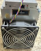 Bitmain Antminer L3+ 504mh/s Miner Ltc And Dodgecoin W/power Supply. Fast Shipping