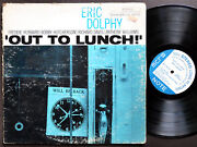 Eric Dolphy Out To Lunch Lp Blue Note 84163 Us 1966 Liberty Bobby Hutcherson