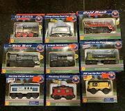 Lionel Learning Curve Lot Of 9 Motorized Locomotives And Rolling Stock Nib