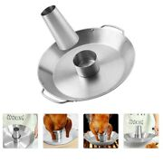 1pc Useful Chicken Rack Barbecue Tool Grilled Chicken Holder