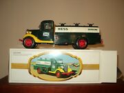 The First Hess Truck Red Switch Brand New In Original Box 1982/83