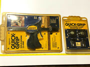 Vise-grip Quick-grip Hold Down Bench Clamp Set Usa 2 Extra Mounting Hold Downs