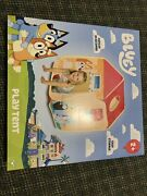 Bluey Play Tent House Pop Up Bingo New Family Friends Bandit Chilli In Hand