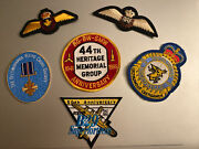 Wwii Raf Padded Wing/royal Canadian Air Force/distinguished Flying Cross/b29 + 2