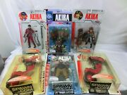Akira Figure Set Of 6 Mcfarlanes 3d Animation Japan Spawn Toys In Stock 7a