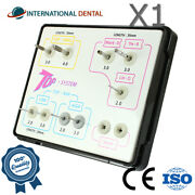 Dental Osteotomy Osteotome Top System After Extraction Bur Drill Tool Kit