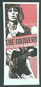 The Bravery Keith Richards Exit In 75 Print Mafia Nashville 2007 Concert Poster