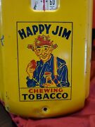 Happy Jims Tobacco Advertising Thermometer