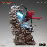 Iron Studio Spider-man Far From Home Legacy 1/4 Rep Statue