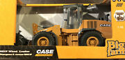 Tomy Case Construction Big Farm 116 621f Wheel Loader Ages 3 And Up