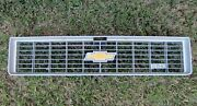 Original 1973 1974 Chevy Truck Grille 350 Used 6262157