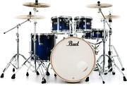 Pearl Decade Maple Dmp925sp/c 5-piece Shell Pack With Snare Drum - Gloss Kobalt