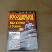 Rz Wholesale Lot Of 29 Maximum Ball Movement The Curve And Screw Dvds Brand New