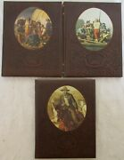 3 Time Life Books The Old West Series Rivermen And Gunfighters