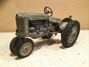 Vintage Diecast 112 Scale Ford Narrow Front Tractor W/three Point Hitch-restore