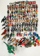 Large Lot Playmobil Knights 92 Figures Horses Animals Accessories