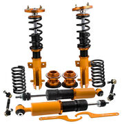 Coilovers Kits For Ford Mustang 05-14 Adjustable Height Shock Absorbers Struts