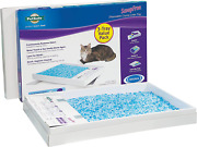Petsafe Scoopfree Self-cleaning Cat Litter Box Tray Refills Non-clumping Crystal