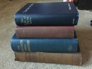Collection Of Rare Antique Christian Books 1886-1941