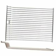 Broilmaster Stainless Steel Rod Cooking Grids For Size 4 Gas Grills Set Of 2