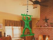 Toy Story Green Army Men Ceiling Fan Pull Light Lamp Chain Decoration K1293 L