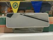 Vintage Chevrolet Vanity Mirror W/ Comb Holder 1950and039s 60and039s Impala Very Nice